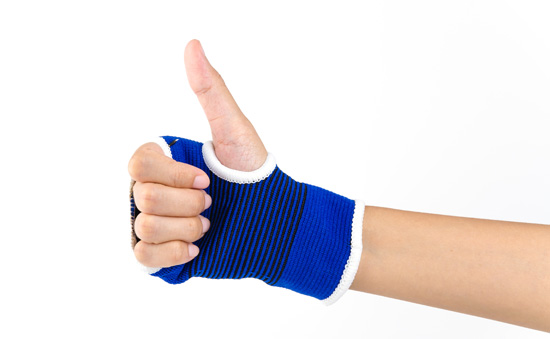 wrist brace work for arthritis